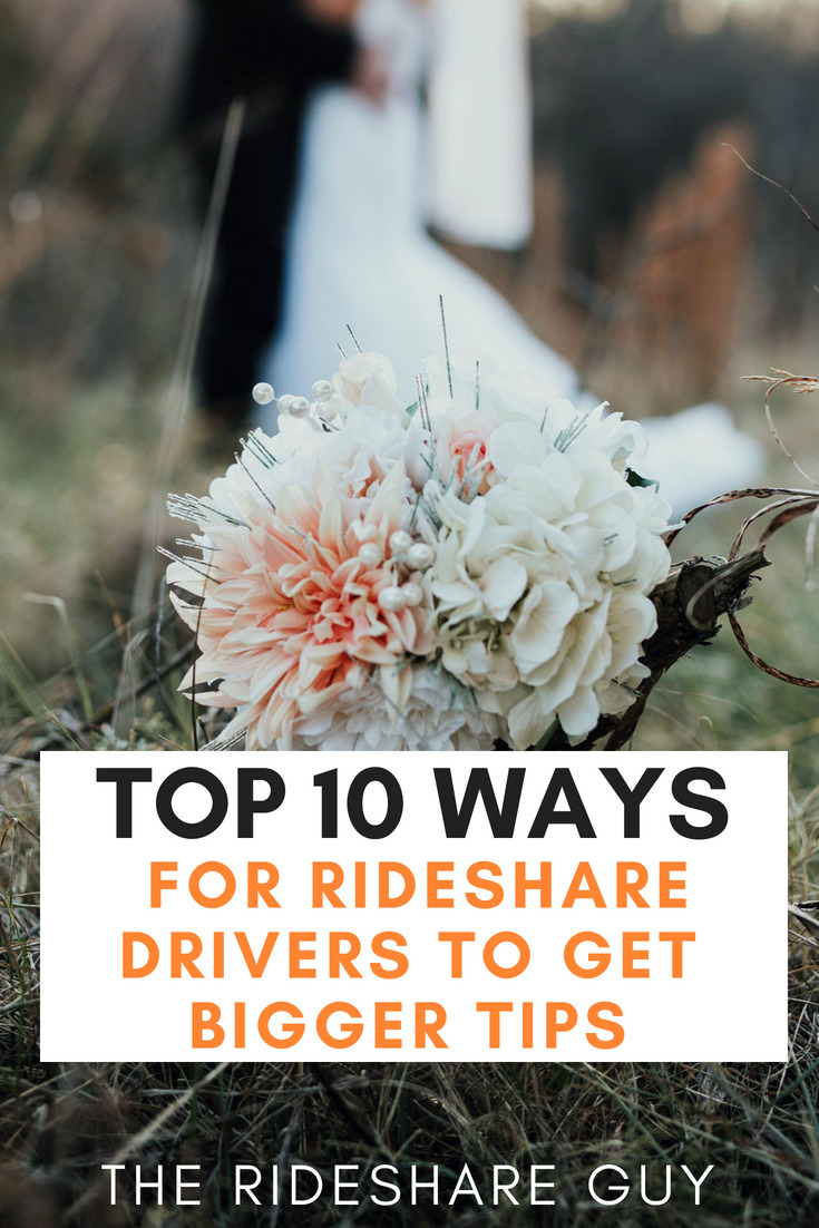 Top 10 Ways for Rideshare Drivers to Get Bigger Tips