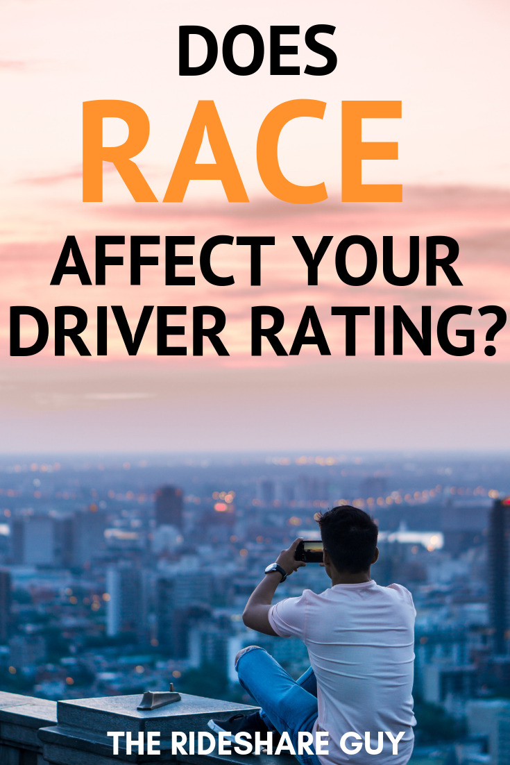Does Race Affect Your Driver Rating?