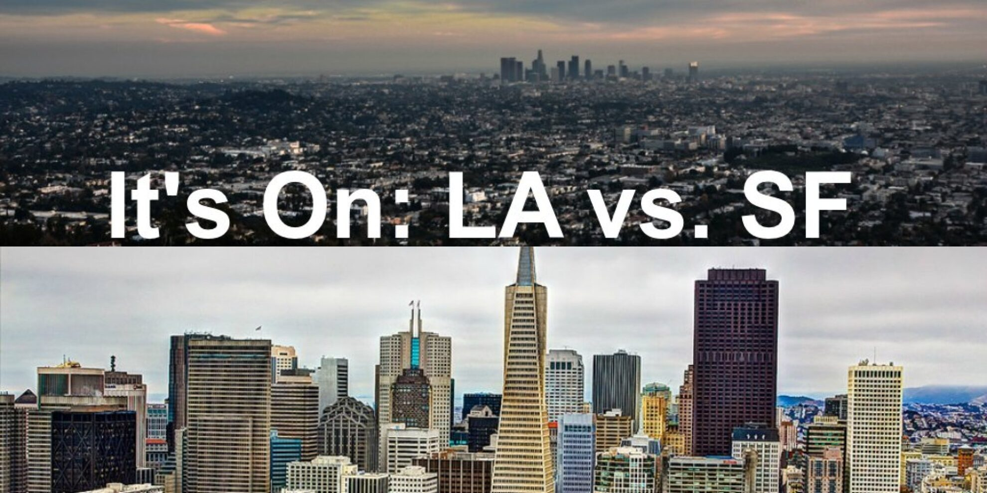 Dating sf vs la