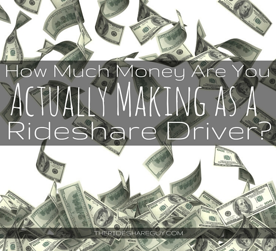 It's pretty easy to make money with rideshare driving but the best drivers know it's important to track and analyze their income and expenses.