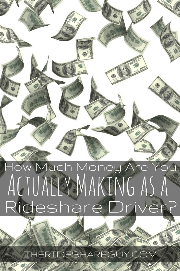 Day 4: How Much Money Are You Actually Making As a Rideshare Driver?