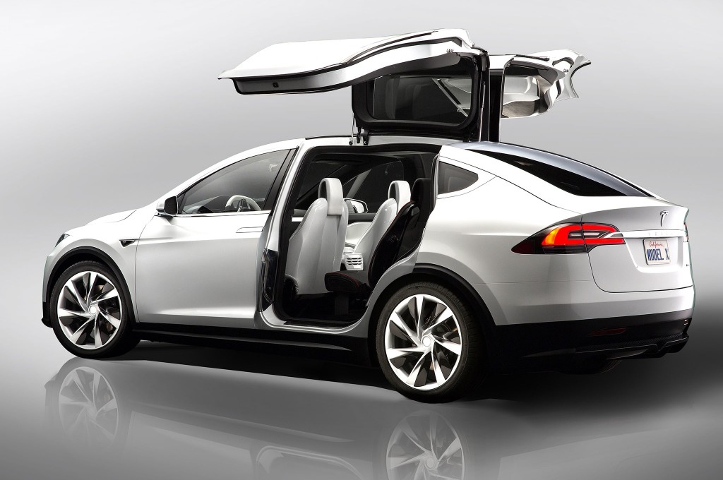 My New Car - The Tesla Model X