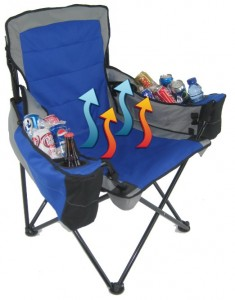 cooling chair
