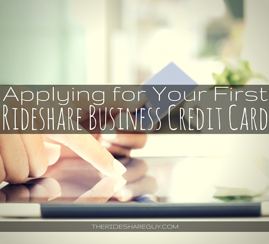 Day 3 applying for your first rideshare business credit card find out why every rideshare driver needs to have their own business credit card in order colourmoves