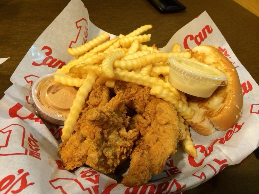 Raising Cane's Chicken