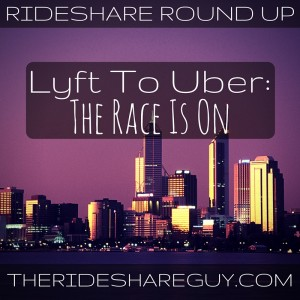 In this week's round up, John Ince covers the race between Lyft and Uber for dominance, the Jakarta protest, and more.