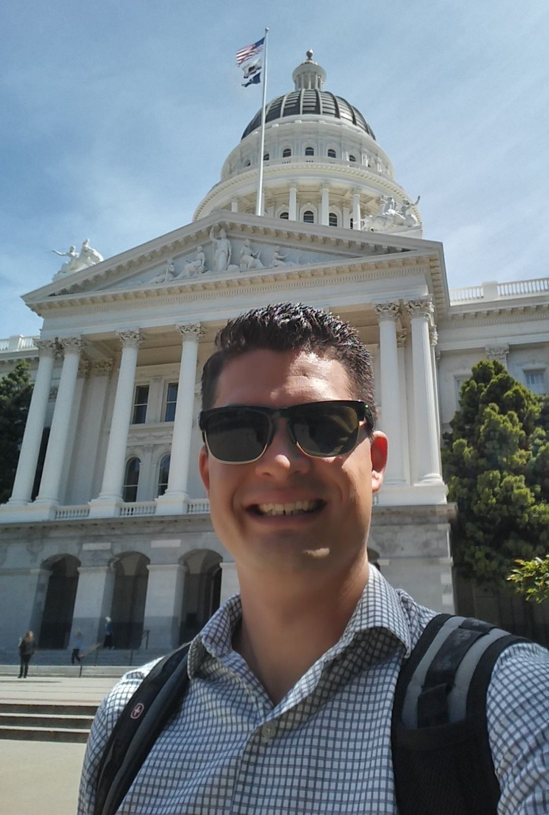 My Experience Testifying For Driver's Rights In Sacramento