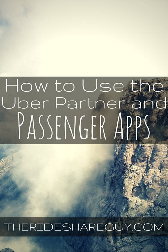 RSG contributor Jonathan Knope gives us a full walk-through of both Uber apps - everything from how to do a pick-up as a driver to how to request a ride as a passenger.