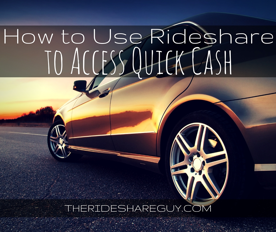Sometimes you just need to access cash quickly, and driving is a great way to get paid. Here's how & why DailyPay is a good option to get quick cash.