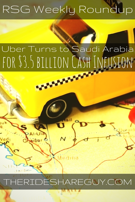 "John covers Uber's investment in Saudi Arabia, Uber's search for Spanish-speaking drivers, & what happens when ""he said she said"" gets you fired."