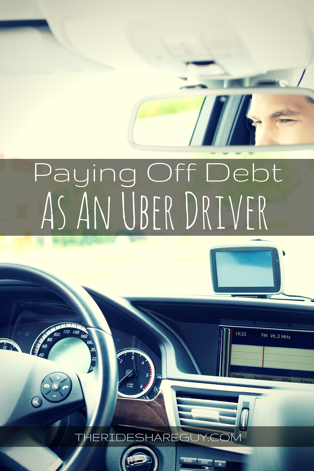 Paying Off Your Debt As An Uber Driver