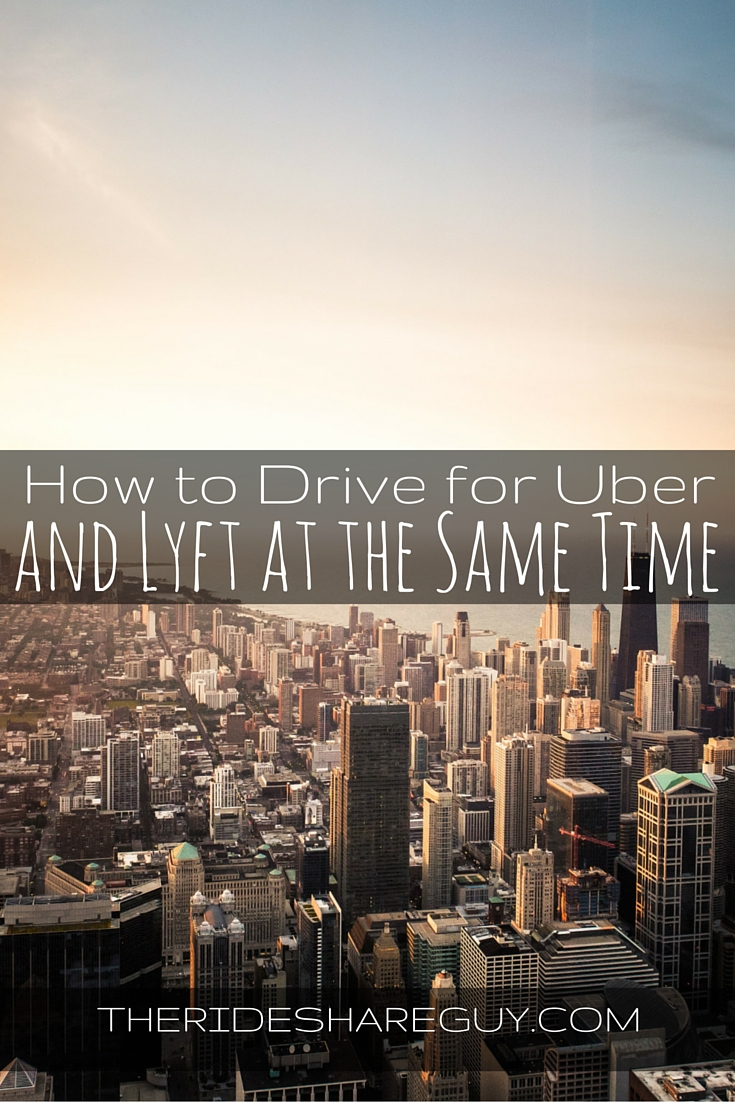 Over 75% of drivers drive for both Uber and Lyft but not many of them know the secrets about how to do it at the same time!
