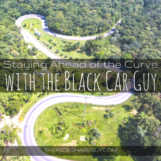 Staying Ahead of The Curve With The Black Car Guy