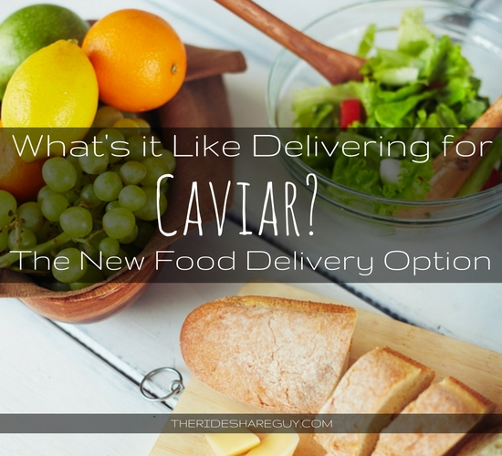 What's Caviar and can you make more driving for delivery than Uber or Lyft? Christian gives us a behind the scenes look at his first few deliveries.