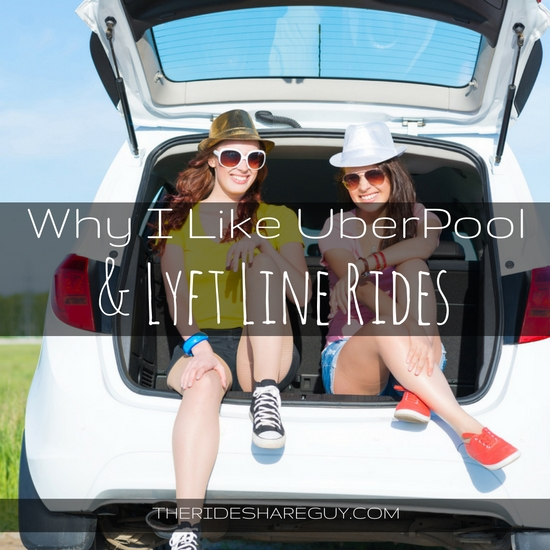 When Do Uber Drivers Get Paid >> Why I Like UberPool & Lyft Line Rides