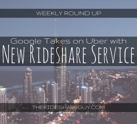 Google Takes on Uber With New Rideshare Service
