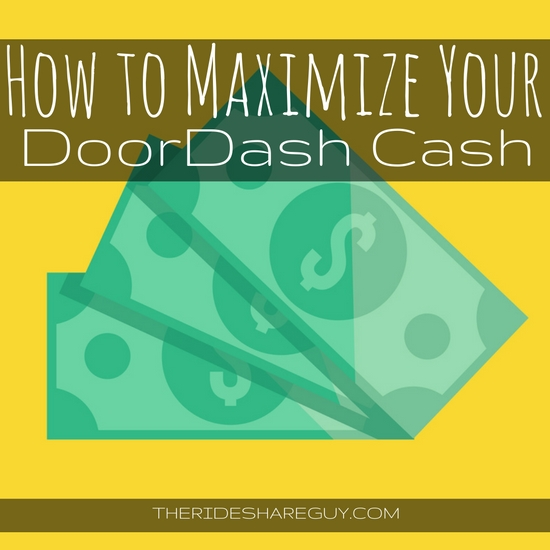 How to maximize your doordash cash for Doordash jobs