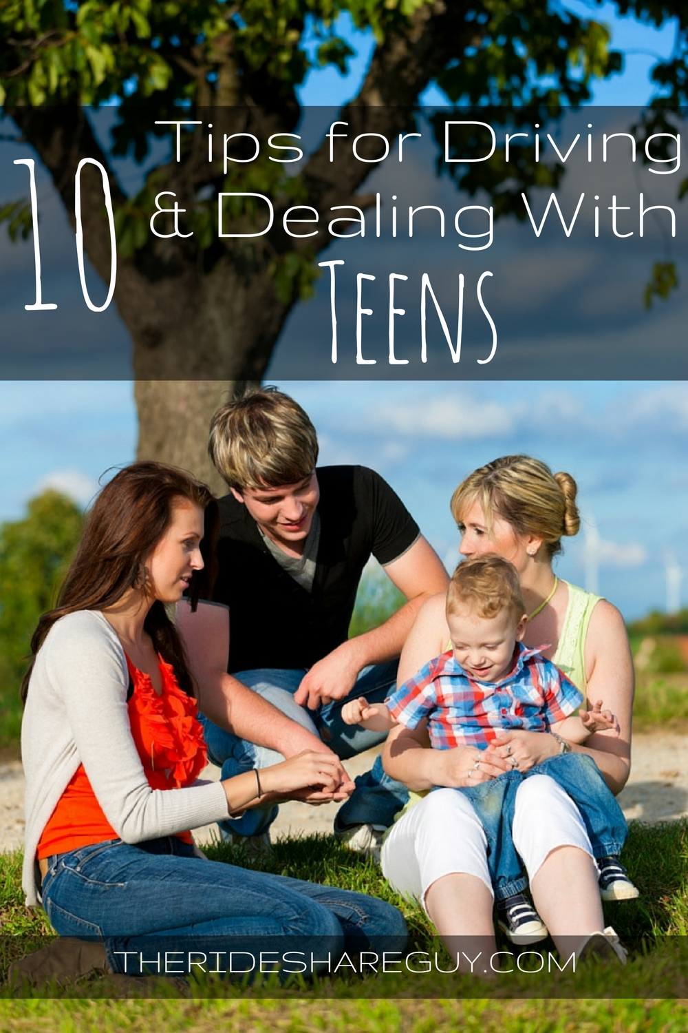 Ten Tips for Driving and Dealing With Teens