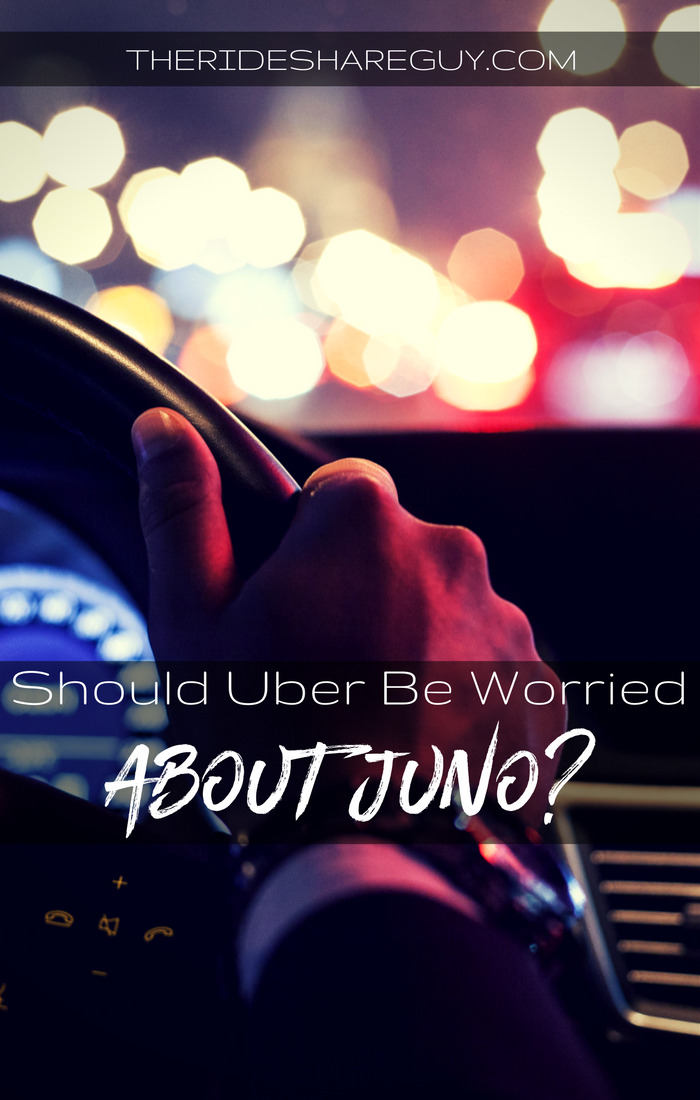 Should Uber Be Worried About Juno?