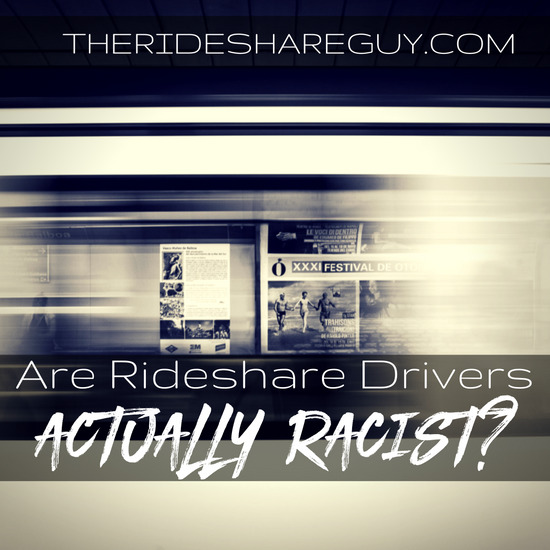 Are Rideshare Drivers Actually Racist?