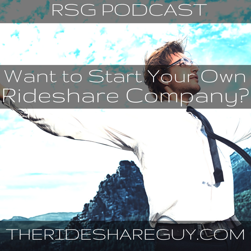 RSG050: George Grama on Building Mobile App Software for Rideshare Companies