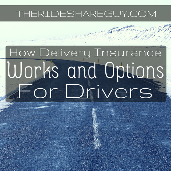 How Delivery Insurance Works And Options For Drivers