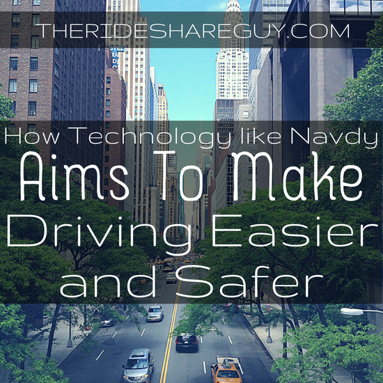 How Technology Like Navdy Aims To Make Driving Easier (and Safer)