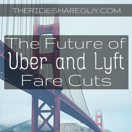 The Future of Uber and Lyft Fare Cuts