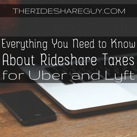 Uber Lease Car >> 2017 Rideshare Taxes For Uber and Lyft Drivers