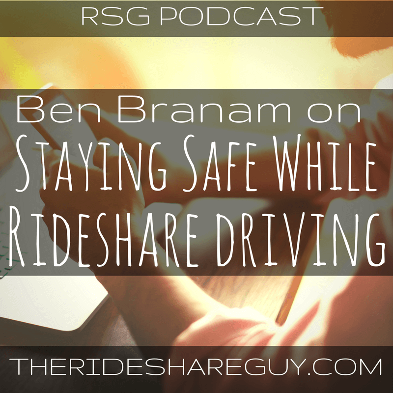 RSG052: Ben Branam on Staying Safe While Driving