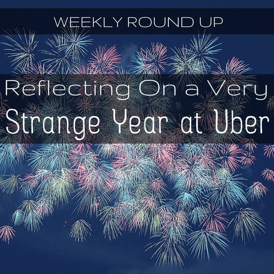 In this week's round up, John Ince covers a shocking story from a former female Uber engineer about Uber's workplace culture, Lyft's major expansion and a story on Uber and tipping.
