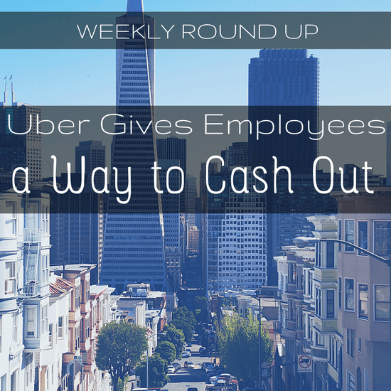 "In this week's roundup, we cover Uber's new relationship with its employees, Brazil's new ruling in drivers' favor, and ""humanoids"" delivering pizza."