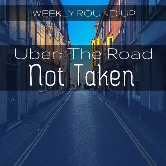 In this week's round up, John Ince covers Juno's ascendance, Uber's money woes and more.