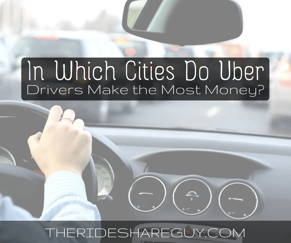 Uber Driver Earnings By City – How Much Does An Uber Driver Make In…