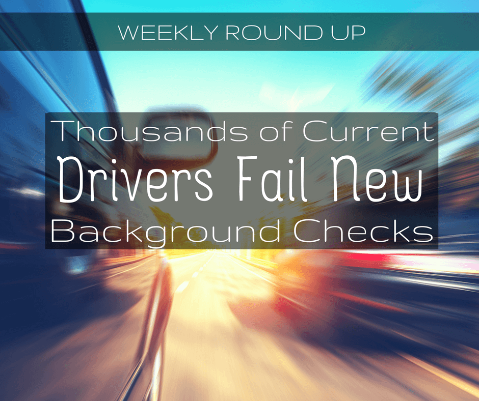 Uber Lease Car >> Thousands of Current Uber, Lyft Drivers Fail New Background Checks