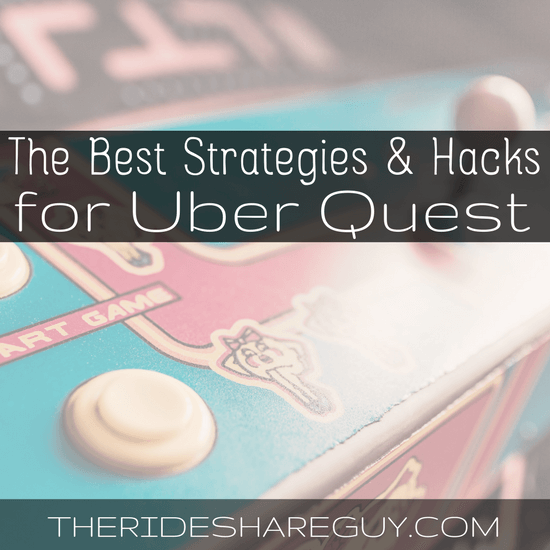 Have you heard of Uber Quest? It's another way Uber incentivizes drivers to get on the road, but there are hacks to make Uber Quest work well for you -