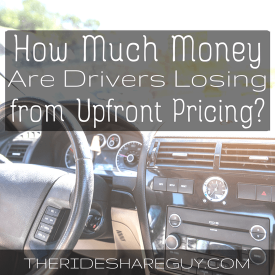 Is upfront pricing really fair to drivers? We investigate Uber's upfront pricing to find out.