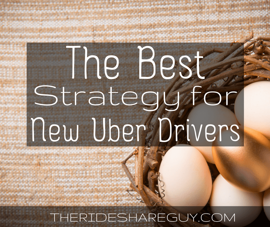 The Best Earnings Guarantee Strategy for New Uber Drivers