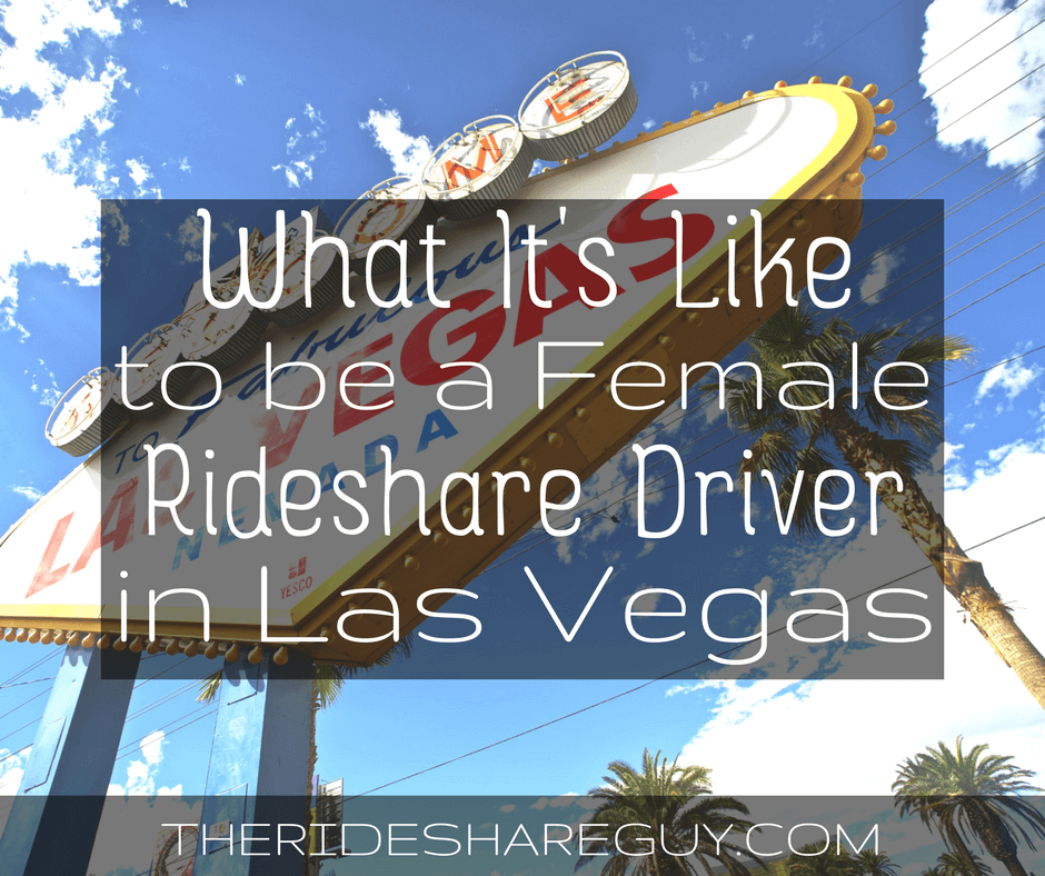What's It Like to be a Female Uber Driver in Vegas?