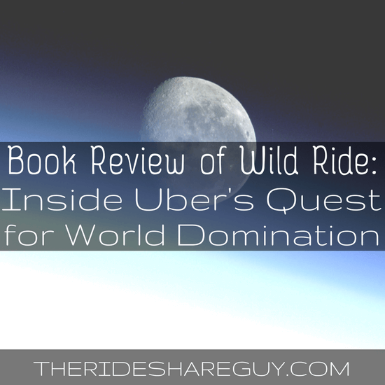 Ever wonder how Uber came to be? In Wild Ride, journalist Adam Lashinsky tackles Uber's story and what the future may hold for the company.