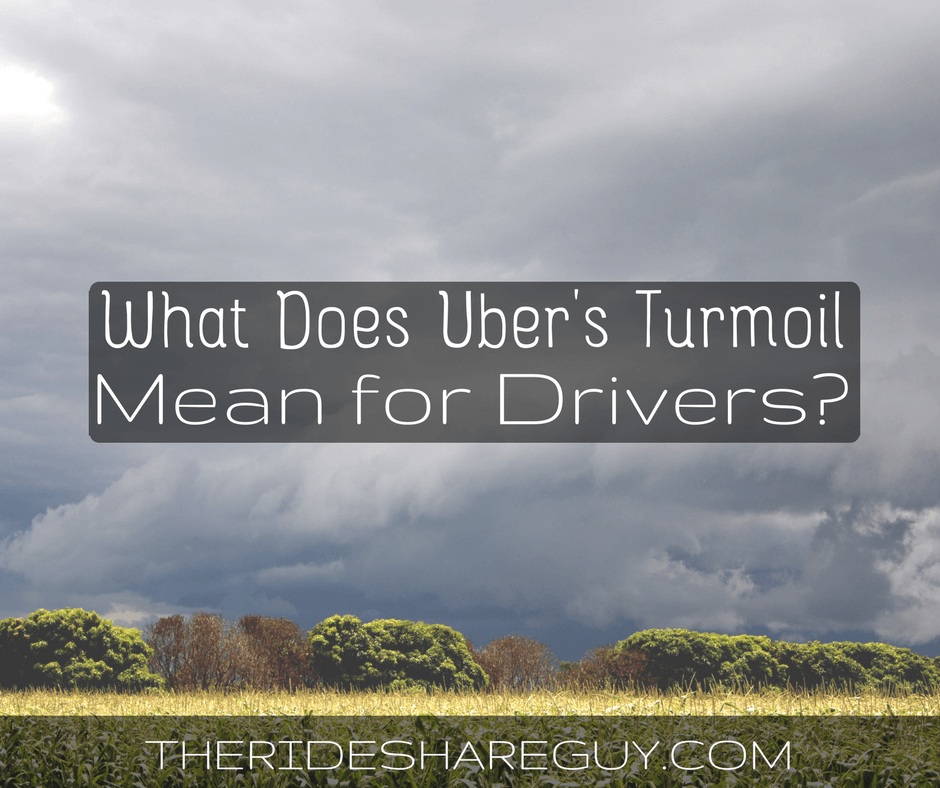 What Does Uber's Turmoil Mean for Drivers?
