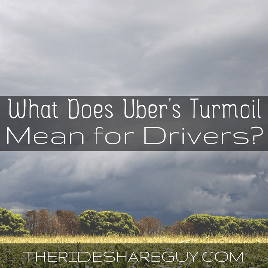 With the departure of several key Uber execs, what does Uber's turmoil mean for drivers? Will anything change? Our analysis here -