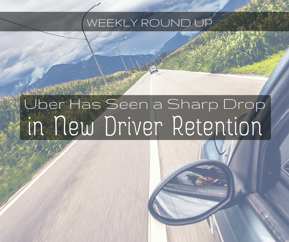 Uber Has Seen a Sharp Drop in New Driver Retention