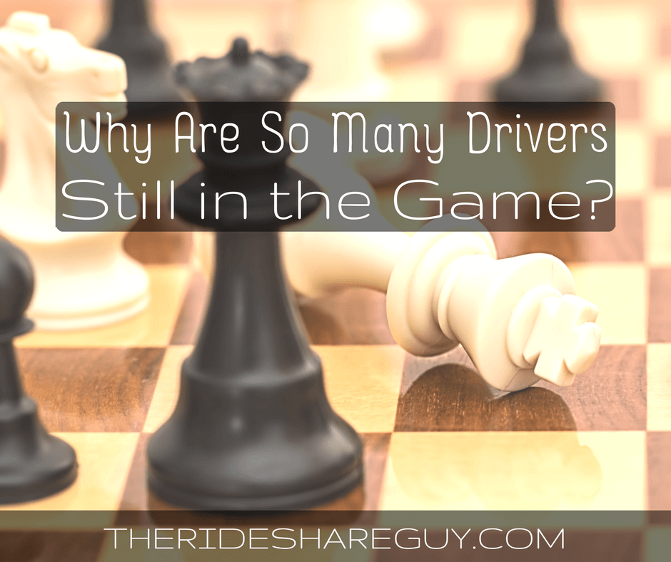 Why Are So Many Drivers Still in the Game?