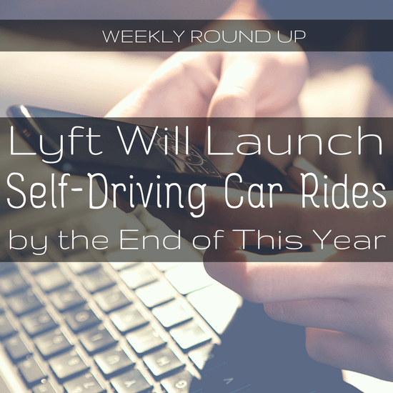 RSG contributor John Ince tackles these questions and more in today's round up, where he covers Lyft's self-driving cars plan, how companies are funding Uber's rivals, and which fast food company is more popular for drivers.