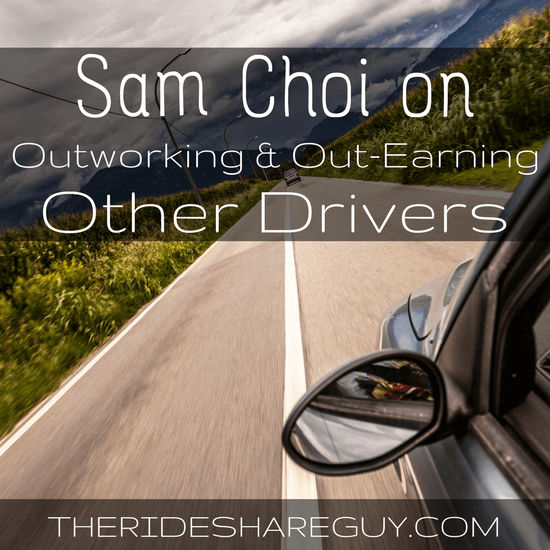 Today we talk with Sam Choi, a Minneapolis driver earning $30/hr. What's his secret? His advice here -