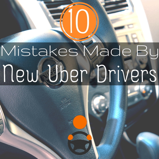 Are you a new Uber driver and unsure how to get started with rideshare driving? Don't make these rookie mistakes - the top 10 to avoid here: