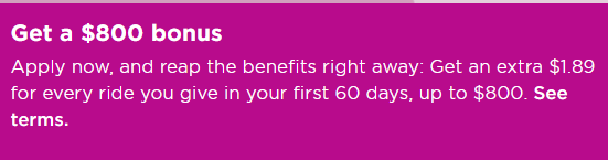 Lyft Bonus In San Francisco