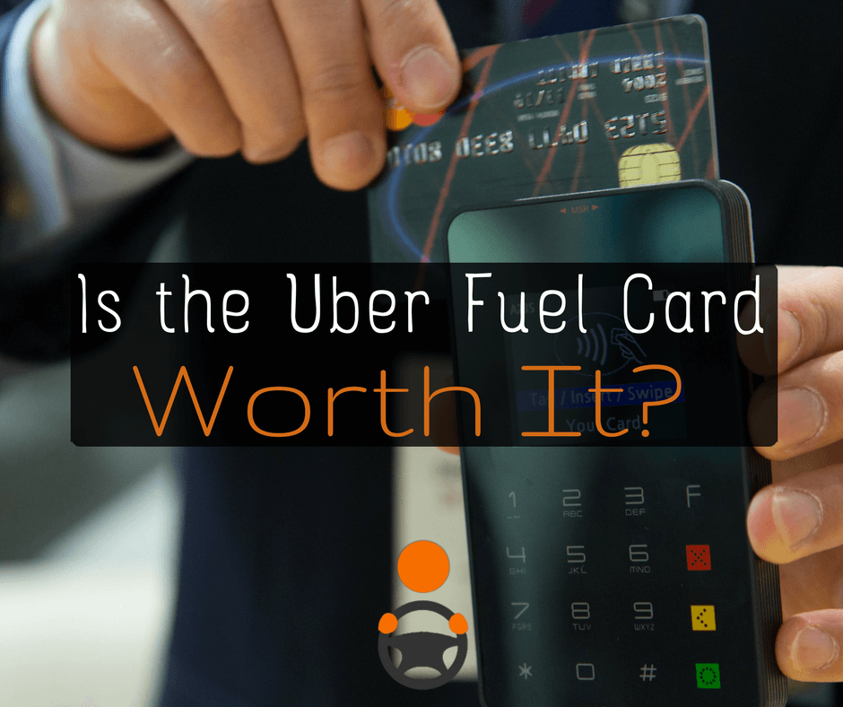 Is the Uber Fuel Card Worth it?