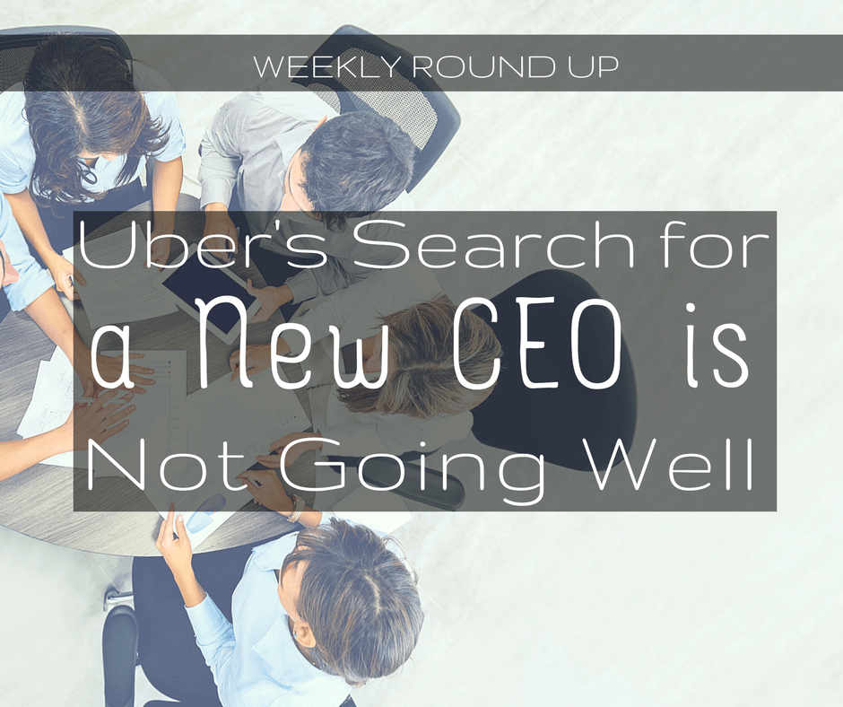 Uber's Search for New C.E.O. Hampered by Deep Split on Board